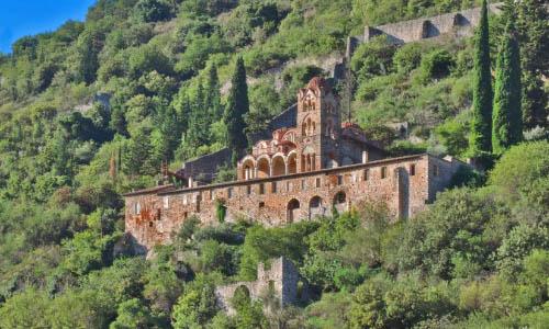 Монастырь Пантанасса