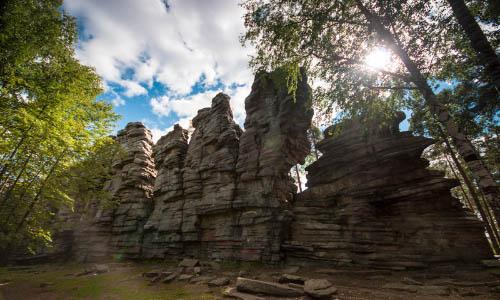 Чёртово Городище: Активный тур на природу
