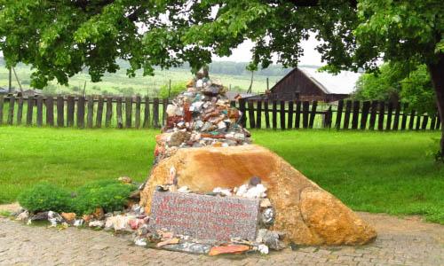 Экскурсия в Мурзинку: Каменные легенды