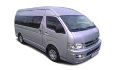 Микроавтобус Toyota Hayes (11 и 14 мест)