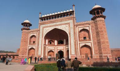 Индия, Агра.
