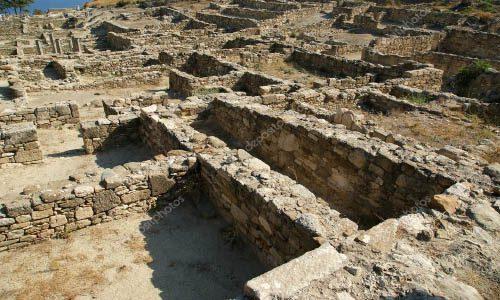 Руины Древнего Камироса