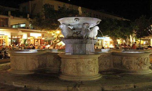 фонтан морозини