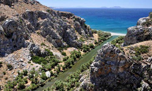 Пляж Финикас