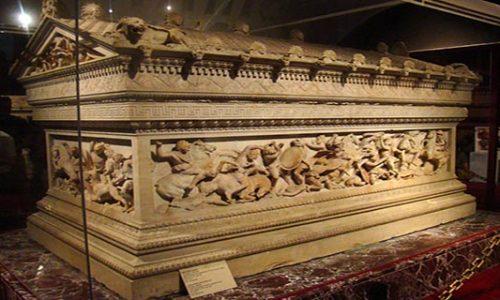 Могила отца Александра Македонского