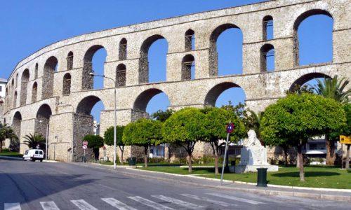 Cтаринный акведук